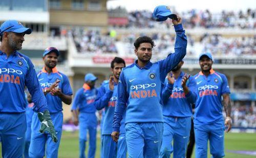 England v India - 1st ODI: Royal London One-Day Series