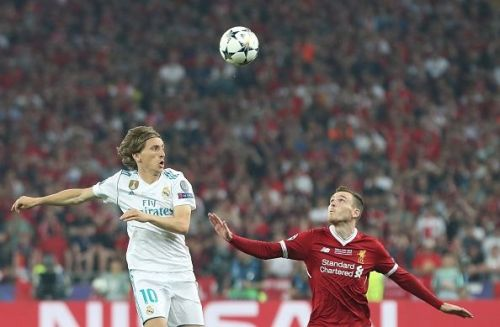 Real Madrid vs Liverpool: UEFA Champions League final