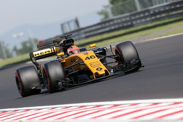 F1 In-Season Testing In Budapest - Day Two