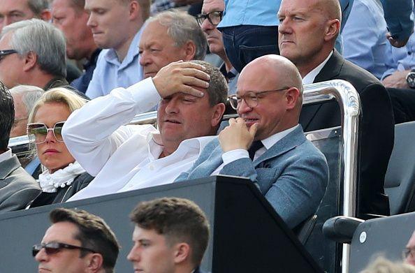 Newcastle United v Tottenham Hotspur - Premier League - St James