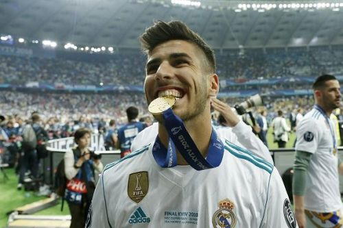Asensio has been linked with a move to Anfield