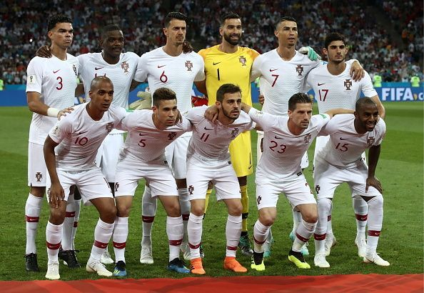 2018 FIFA World Cup Round of 16: Uruguay vs Portugal
