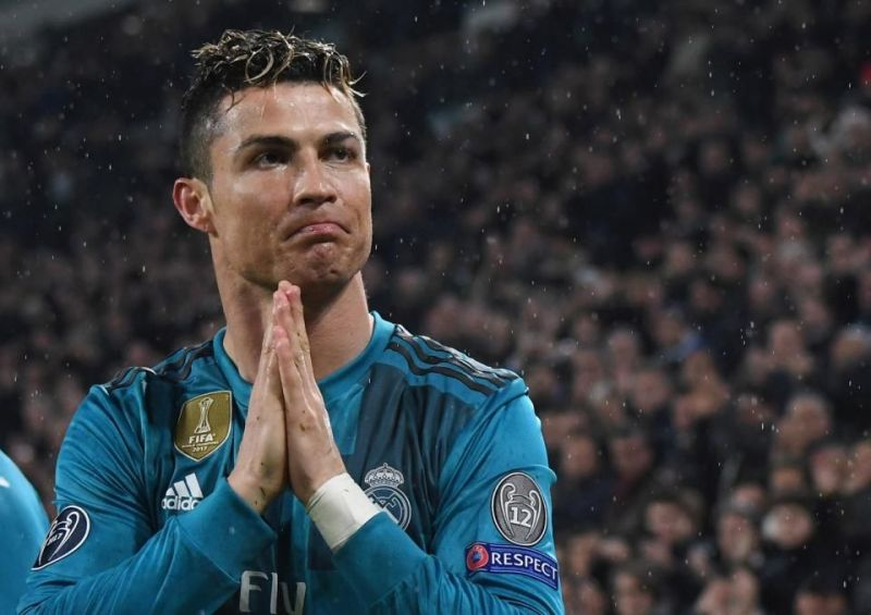 Ronaldo is on his way to Juventus