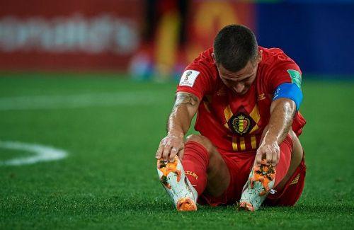 Belgium v France: Semi Final - 2018 FIFA World Cup Russia
