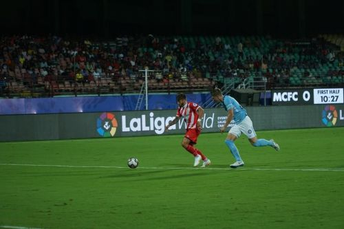 Girona FC came into this match as favourites owing to their pedigree from the La Liga