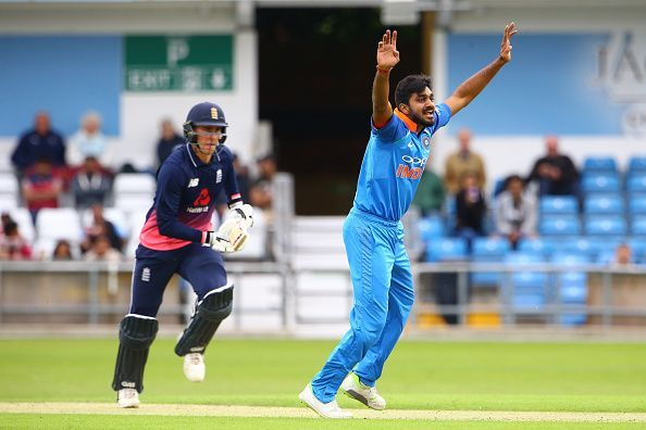Will Vijay Shankar hold on to his place in the XI?