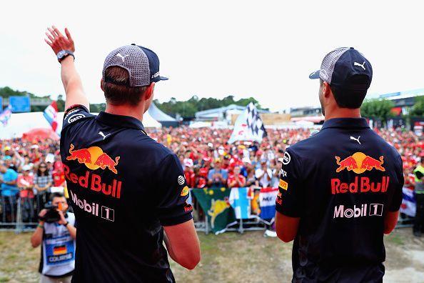 F1 Grand Prix of Germany - Qualifying