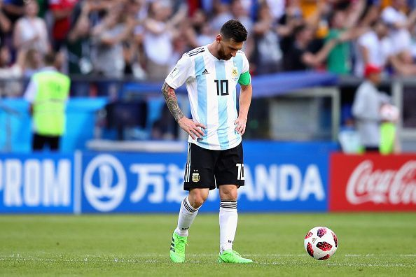 5ba084fb 4 reasons why Lionel Messi could retire from Argentina