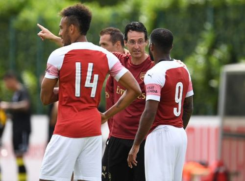 Arsenal v Crawley Town : Pre-Season Friendly