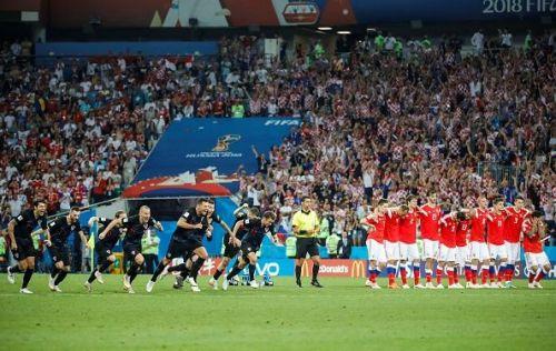 Russia vs Croatia : Quarter Final - 2018 FIFA World Cup Russia