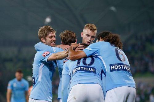 A-League Elimination Final - Melbourne v Brisbane