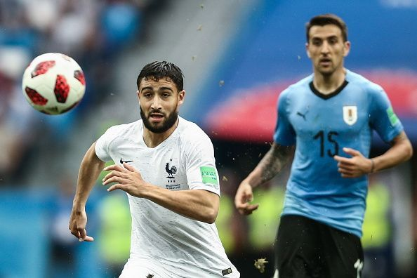 2018 FIFA World Cup Quarter-finals: Uruguay 0 - 2 France