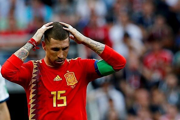 Spain v Russia : Round of 16 - 2018 FIFA World Cup Russia