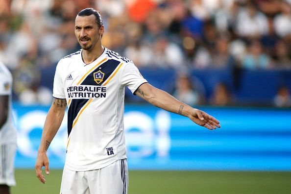 Twitter reacts to Zlatan Ibrahimovic scoring his first hat-trick in MLS 629a85bf1
