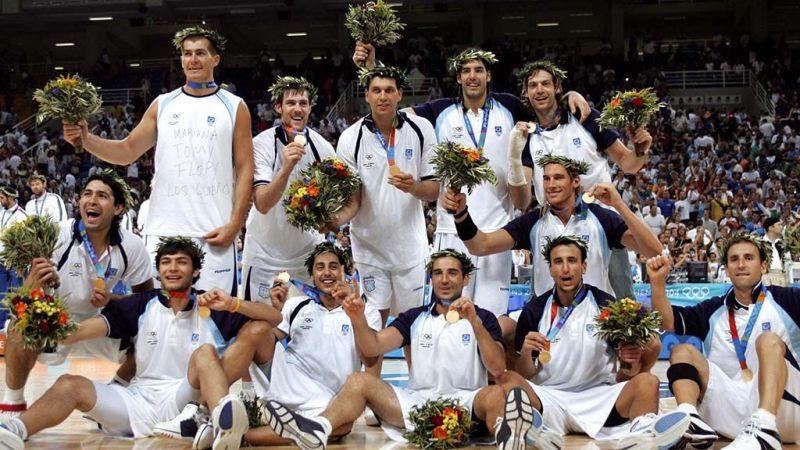 Argentinian Squad.