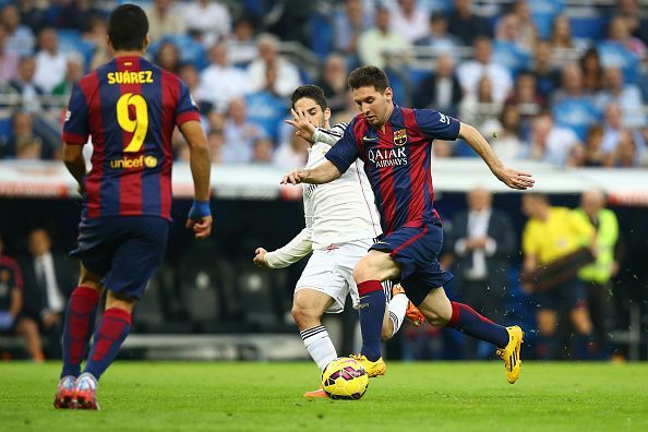 Football - La Liga - Real Madrid vs FC Barcelona