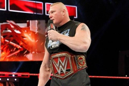 Brock Lesnar has been criticized by many for his part-time schedule in WWE