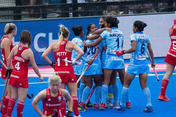 India Women S Field Hockey Team