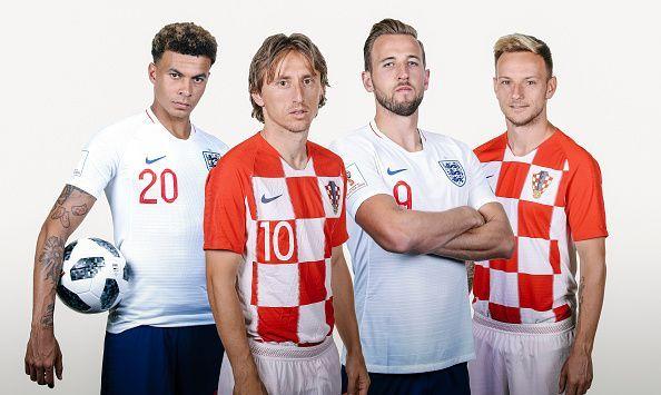 Alternative View Portraits - 2018 FIFA World Cup Russia