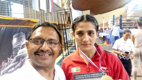 Women pugilists brought home 3 golds for India