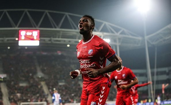 Dutch Eredivisie'FC Utrecht v SC Heerenveen'