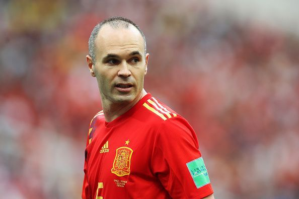 Spain v Russia: Round of 16 - 2018 FIFA World Cup Russia