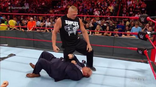 This week's episode of RAW raised more questions than answers