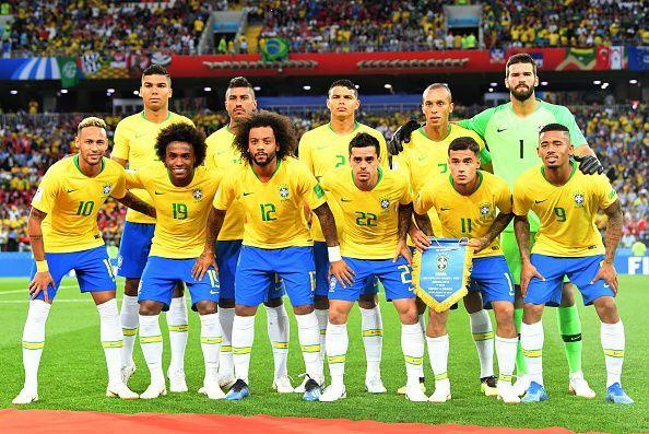 World Cup 2020 Brazil Squad.World Cup 2018 Brazil Team Vs Mexico Predicted Xi