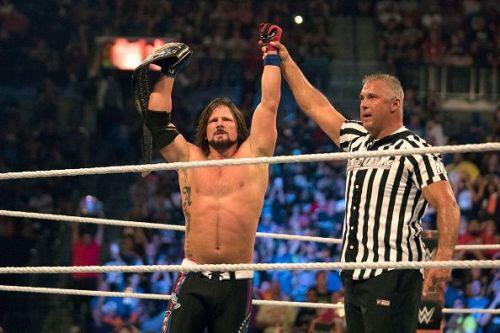 2017 WWE SummerSlam