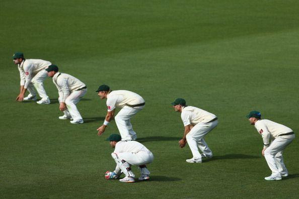 Australia v Sri Lanka - First Test: Day 5