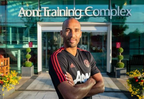 New United signing Lee Grant