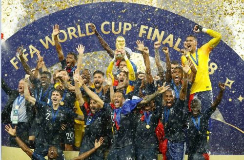 France lived up to their expectations and won the FIFA World Cup 2018.