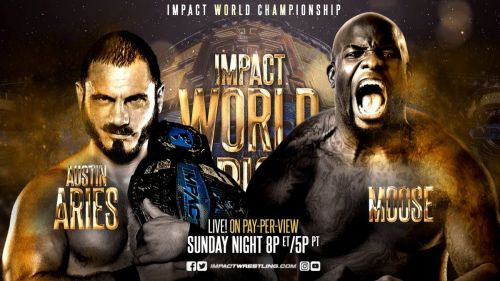 Can Austin Aries emerge victorious after his toughest match yet?