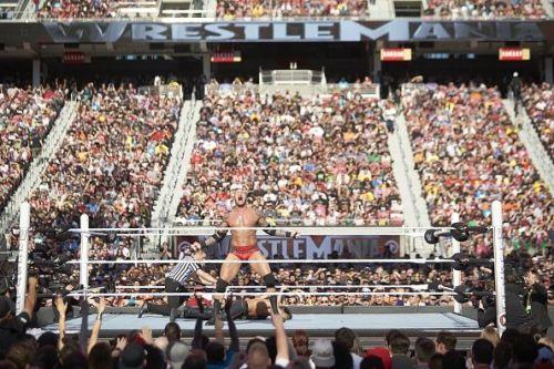 WrestleMania 31...