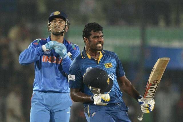 India vs Sri Lanka ICC World Twenty20, 2014