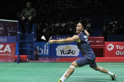 The Japanese Kento Momota has been in the limelight lately for his tremendous performances