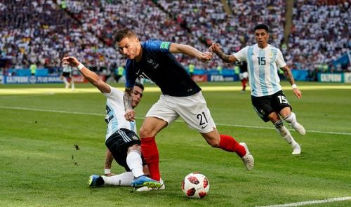 1st Group C v 2nd Group D: Round of 16 - 2018 FIFA World Cup Russia
