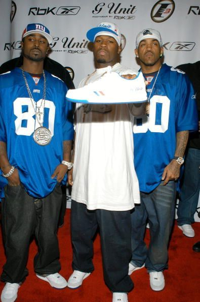 Reebok & 50 Cent Host Party to Debut Answer 7 & G6 Footwear