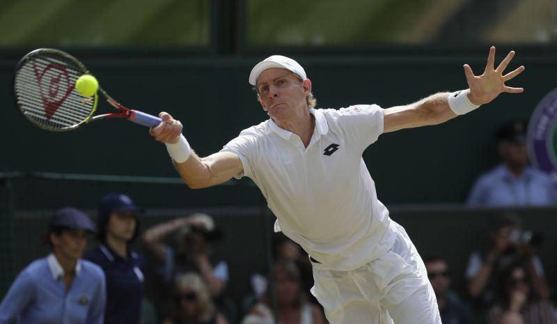 The Latest: Men's Wimbledon semifinals underway