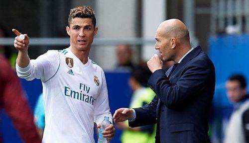 Zidane speaks Spanish