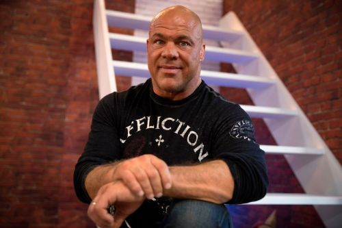 Kurt Angle has announced two huge matches for Raw