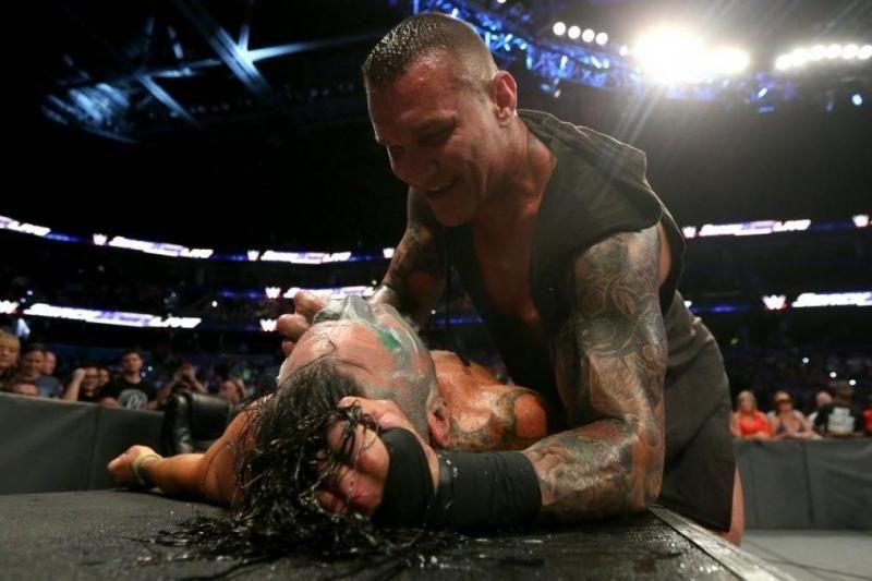 Randy Orton heel turn Jeff Hardy