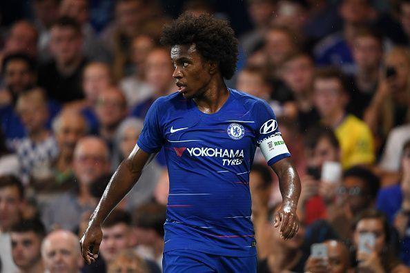 Chelsea v Olympique Lyonnais - Pre-Season Friendly