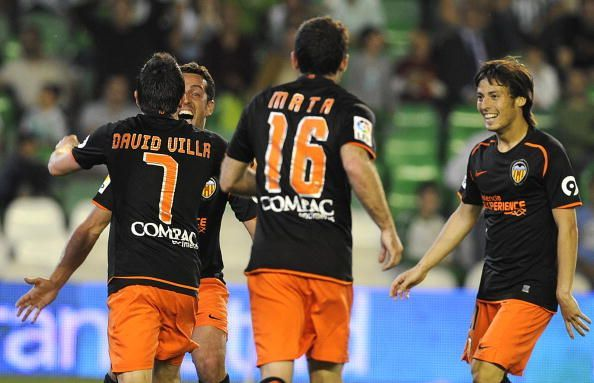 Valencia best players retained not sold Mata Silva Villa