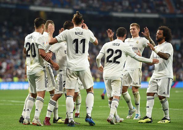 La Liga 2018 19 Real Madrid Vs Girona Fc Preview Team News