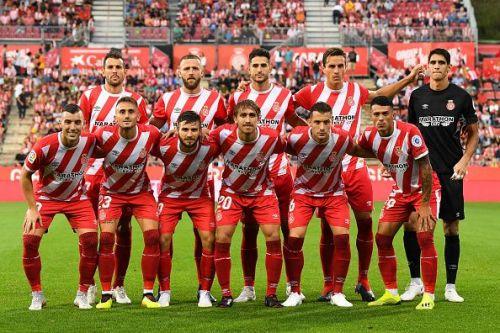 Girona FC v Real Valladolid CF - La Liga
