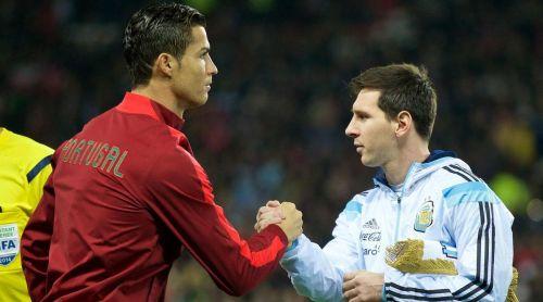 Cristiano Ronaldo and Lionel Messi are serial goal scorers