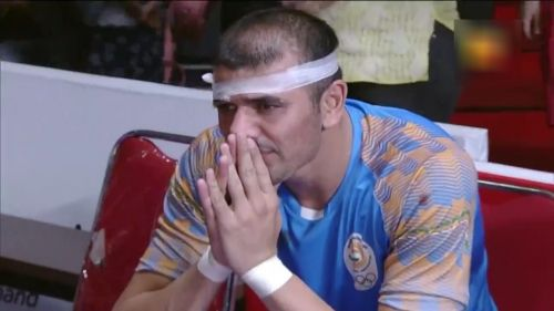 Ajay Thakur tried his level best to maintain his team as a unit.
