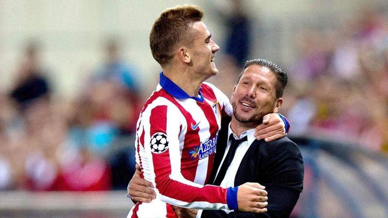 Atletico Madrid won the La Liga in 2013/14 under Simeone