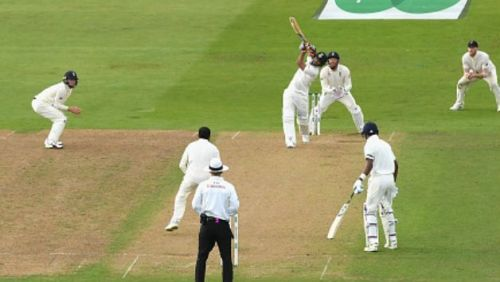 Pant became the first Indian to achieve the rear feat
